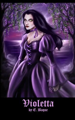 Violetta by Ericka Baque