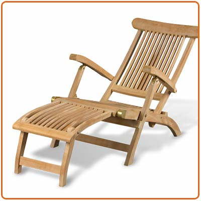 Wood Garden Chair, Wood handicraft