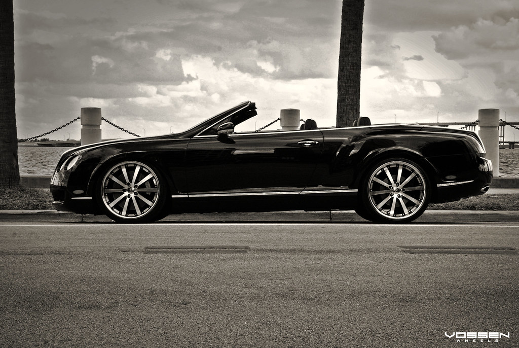 Cars For Sale In Ma >> Vossen Wheels: Bentley Continental GTC on Vossen VVS083 ...