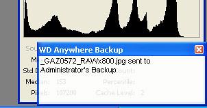 Instant Backup