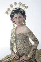 Javanese Wedding Gowns