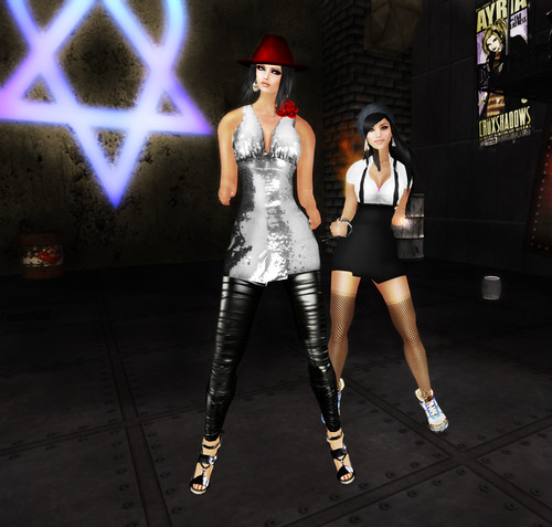 Suri & Celes Dancin' @ Seven! Underground