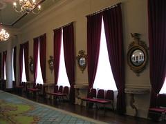 The former Dining Room inside Dublin Castle