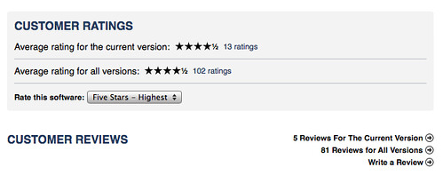 iTunes Reviews