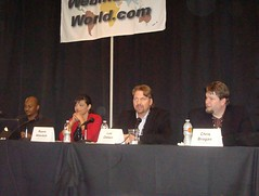 Wayne Sutton, Lee Odden, Chris Brogan