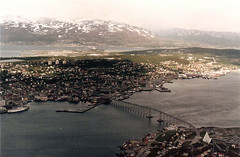 Tromso, Norway (EllymayB) Tags: 1983 scandanavia
