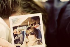 143/365 (cerys jones) Tags: life christmas cruise blue portrait woman sun selfportrait me girl photoshop self project myself polaroid bed holding focus warm hand sleep want adobe lie tired 365 hold cs3 cerys 365days cerysjones