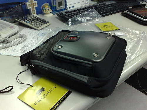 PROMAX疾速勁車系列8.9吋電腦側背包