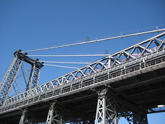 Walk to Williamsburg Bridge