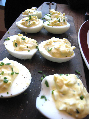 Deviled Eggs, Founding Farmers