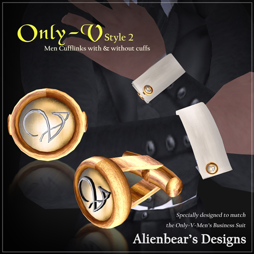 Only-V style2 gold
