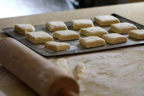 Dad's Buttermilk Biscuits