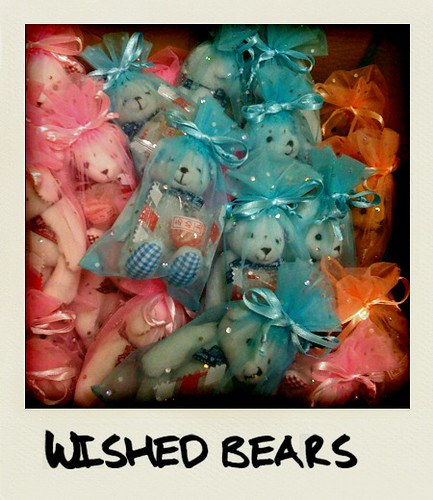 Wished bears