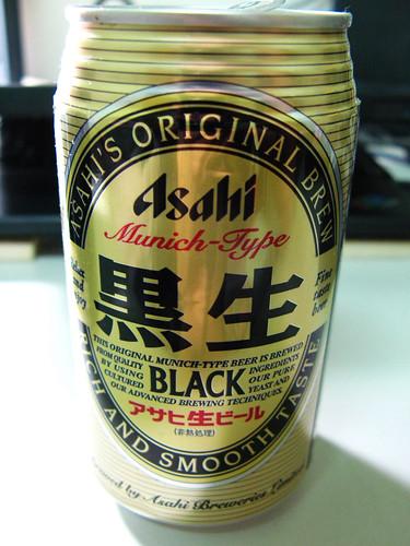 Asahi 黑生 Asahi's Original Brew
