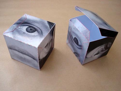 cubism - folded