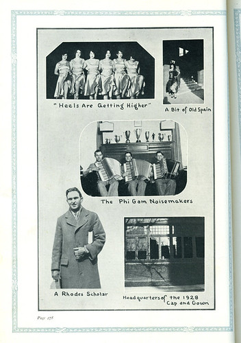 Collage spread, right side