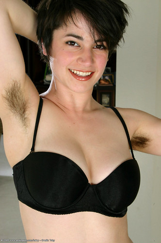 image Licking hairy armpits part two