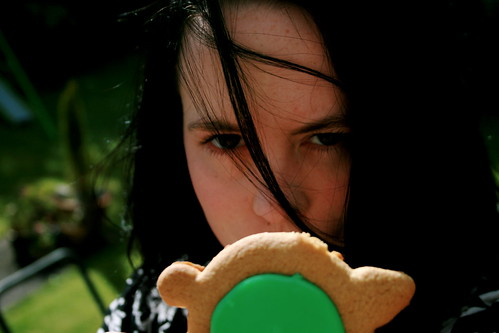 Self-Portrait with Gingerbread Turtle