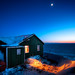 Kap Tobin at night von Villi.Ingi
