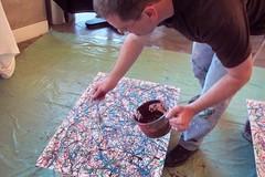 Painting w/ Chocolate...........