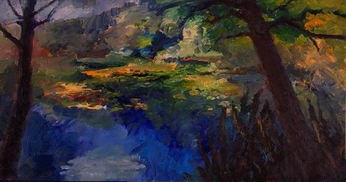big Pond, Grote Meer Valkenswaard 57x110
