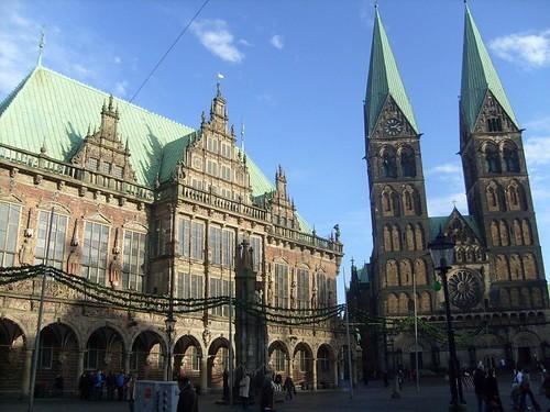Eine der schönsten Hansestädte: Bremen