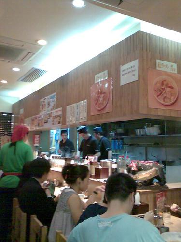 Domon札幌拉麵 (Domon Sapporo Ramen)