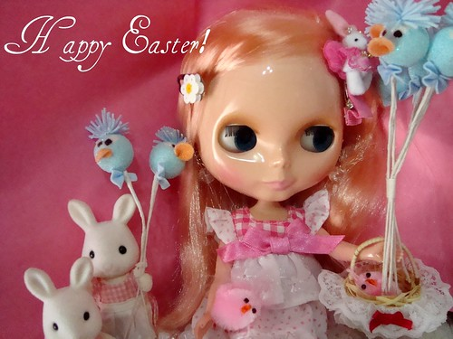 Happy Easter! by *AliceSparkle*.