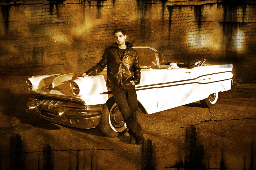 1957 Pontiac, 1990 guy