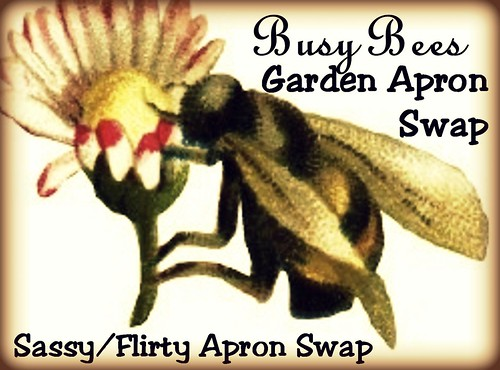 Busy Bees Apron Swap