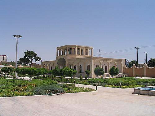 پارک علم و فناوری یزد by you.