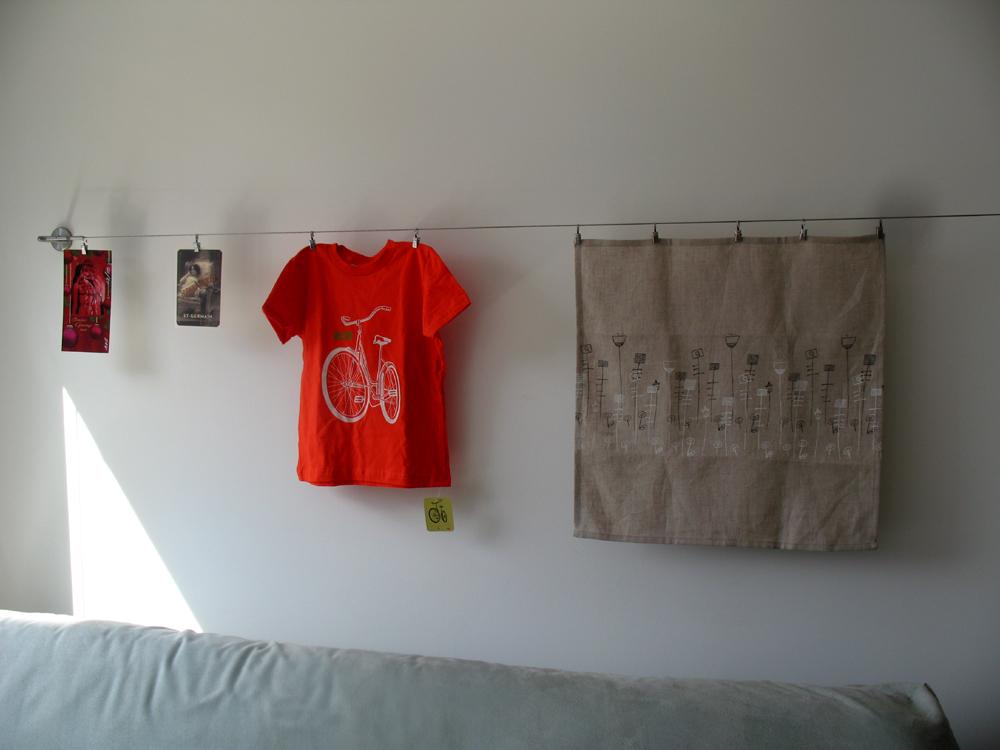 """Parker Flats """"art wall"""""""