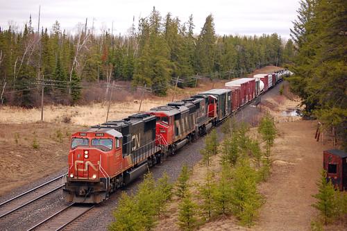 04-19-09 CN core train