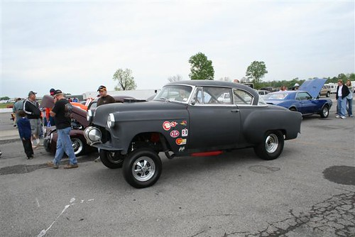 Super Chevy Memphis 2009 Rat Rod