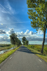 a sunny day in Waterland (Bernard Slinkert) Tags: netherlands hdr waterland zuiderwoude slinkert