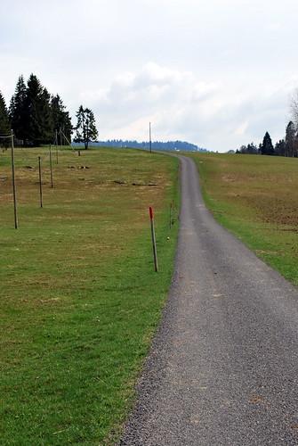Le chemin des crêtes