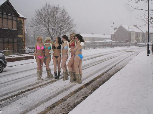 good weather for a bikini