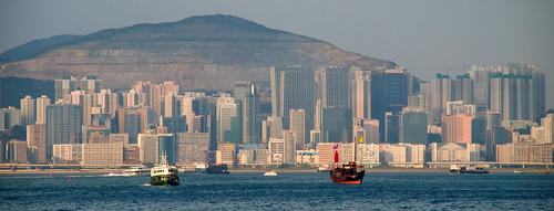 Hong Kong Island 01
