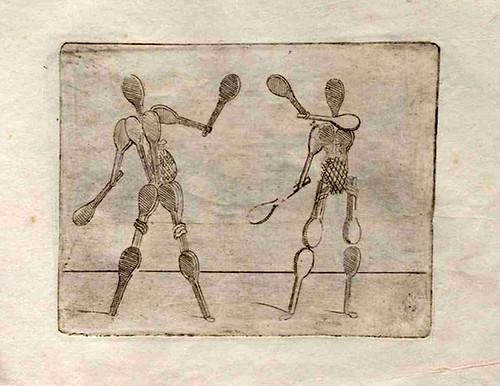 014-Bizzarie di varie figure de Braccelli 1624
