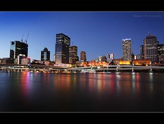 Brisbane Reflections
