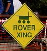 Rover Xing (Jodi K.) Tags: sign nasa rocketscience jetpropulsionlaboratory roverxing jplopenhouse2009