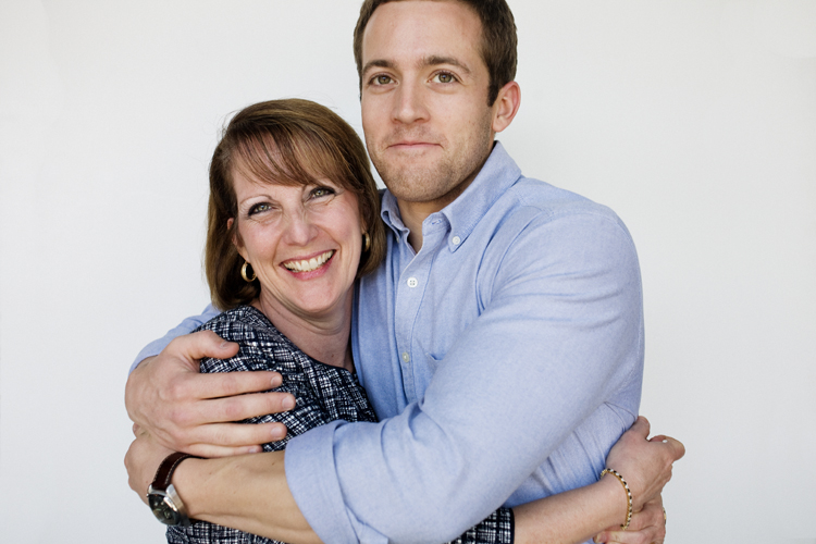 Jeremy Carter & His Mother