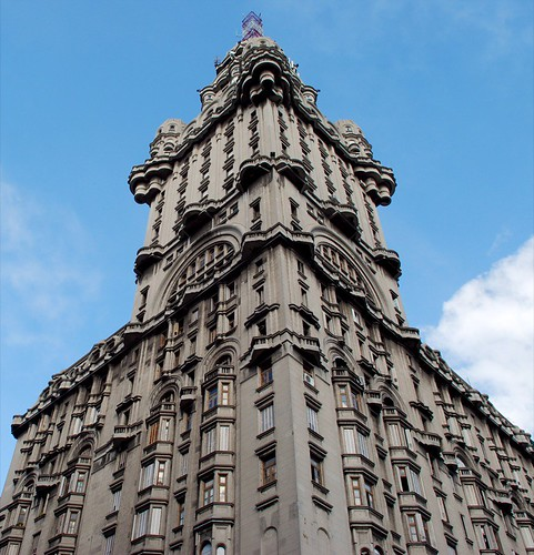 Palacio Salvo, the most photographed building in montevideo!