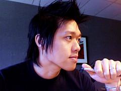 New Hairstyle (chanchan222) Tags: hairstyle macphotobooth chinesesuperman danchan danielchan fridaydesignface chanchan222 wwwchanofamericacom chanwaibun chineseclarkkent chinesekalel