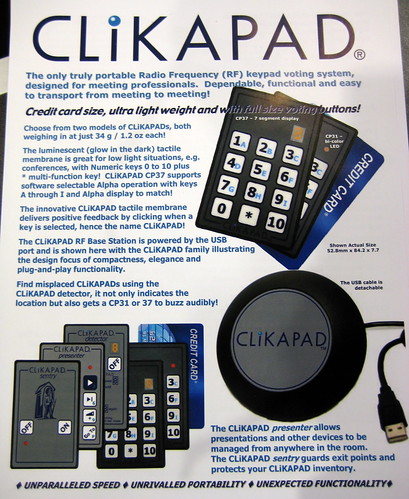 ClikaPad by AV-1.