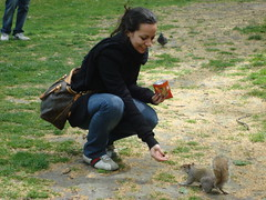 London 2009- Yle e lo scoiattolinooo