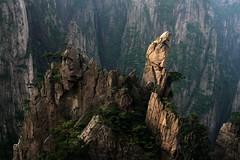 Huangshan Western Canyon