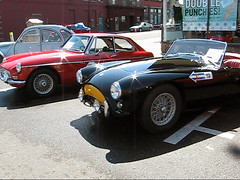 Austin Healy Redezvous