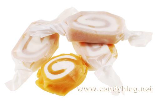 Vintage Confections Caramel & Nougat Pinwheels