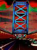 Mosey Across The Bennie (Groovyal) Tags: road bridge philadelphia franklin ben toll